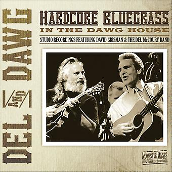 McCoury*Del / Grisman*David - Del & Dawg Hardcore Bluegrass [CD] USA import
