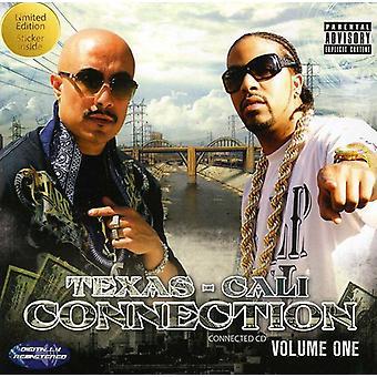 Texas-Cali-Cali-Texas connexion: Vol. 1 [CD] USA import