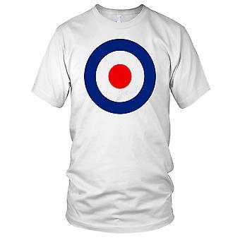 RAF Royal Airforce Roundel Mens T Shirt