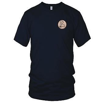 Pisser sur les terroristes brodé Patch - désert - B Version Kids T Shirt