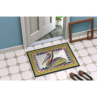 Carolines Treasures  8057-MAT Pelican  Indoor or Outdoor Mat 18x27 8057 Doormat