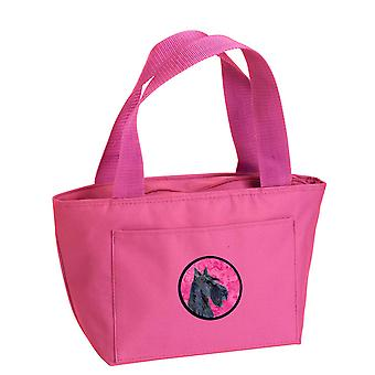 Carolines Treasures  SS4805-PK-8808 Pink Scottish Terrier  Lunch Bag or Doggie B