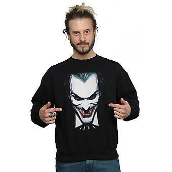 DC Comics Männer der Joker von Alex Ross Sweatshirt