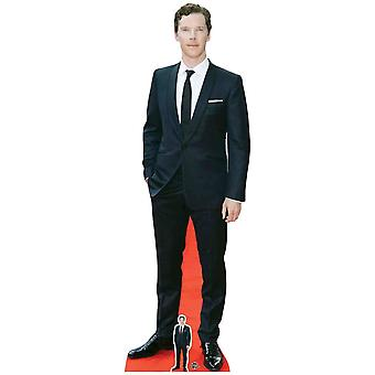 Benedict Cumberbatch Red Carpet Lifesize Cardboard Cutout / Standee