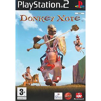 Donkey Xote (PS2) - Neu