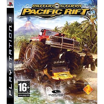 Motorstorm Pacific Rift (PS3) - New