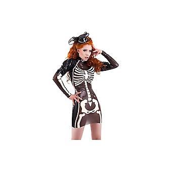 Palermo Skeleton Dress