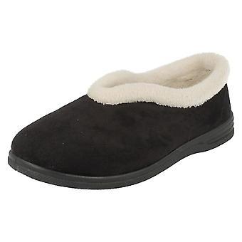 Dames strandloper Warmlined Slippers Ingrid