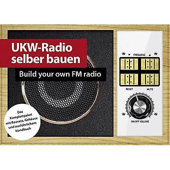 Franzis Verlag 65261 UKW-Retroradio zelfbouw Vintage trådløs 14 år og derover
