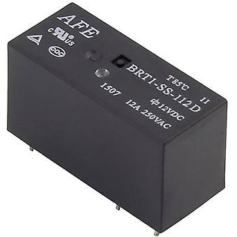 AFE BRT1-SS-124D PCB relay 24 V DC 12 A 1 change-over 1 pc(s)