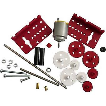 Reely Gearbox assembly kit Gear reduction: 9:1
