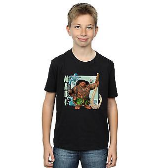 Disney jungen Moana Maui T-Shirt
