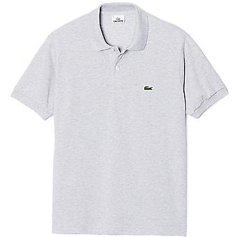 Lacoste Cotton Polo skjorte, sølv Chine, X-Large