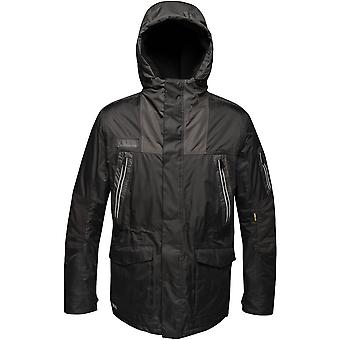 Tactical Threads Mens Martial Insulated Waterproof Jacket