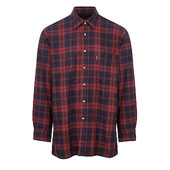 Champion Herren Land Matlock Long Sleeve Baumwoll-Shirt