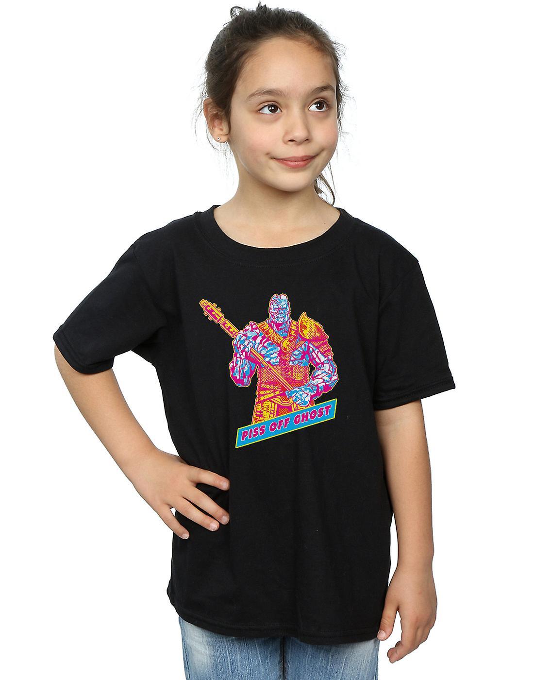 Marvel Girls Thor Ragnarok Korg's Ghost T-Shirt