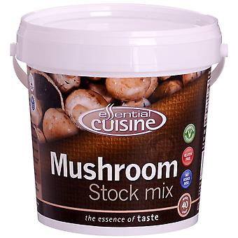 Essential Cuisine Gluten Free Mushroom Stock MIx