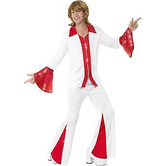 Super Trooper kostuum, borst 38