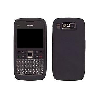 Solutions sans fil Gel étui en Silicone pour Nokia E73 - noir