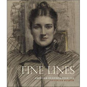 Fine Lines - American Drawings from the Brooklyn Museum by Sherry - Ka