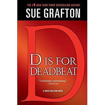 D Is voor Deadbeat