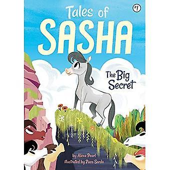 #1: The Big Secret (Tales of Sasha)