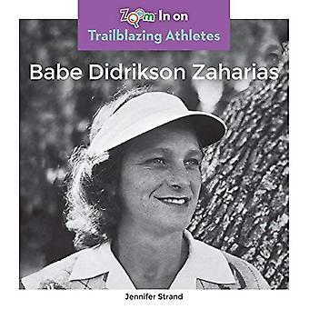Babe Didrikson Zaharias (uraauurtava urheilijat)