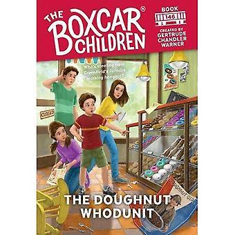 De donut Whodunit
