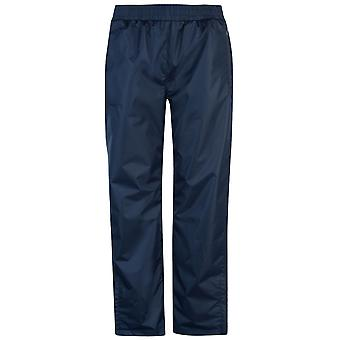 Slazenger Womens Water Resistant Pants Waterproof Trousers Bottoms Zip Mesh