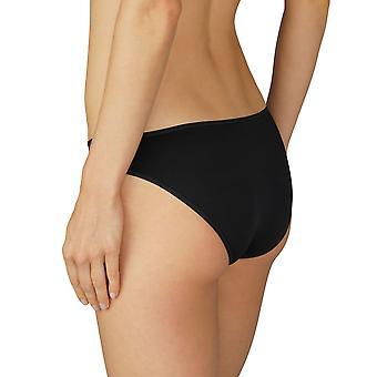 Mey kobiety dla kobiet 79047-003 czarny Fantastyczny Serie haftowane pełnej krótkie spodnie pumpy