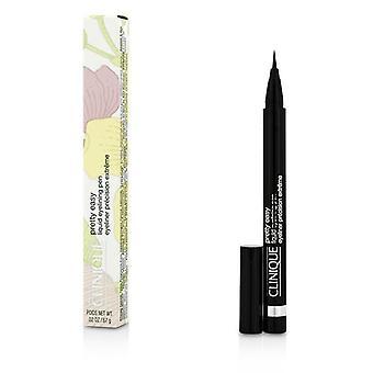 Clinique abbastanza facile mascara liquido Pen - nero #01 - 0.67g/0.02oz