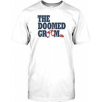 The Doomed Groom - Stag Do Party Kids T Shirt