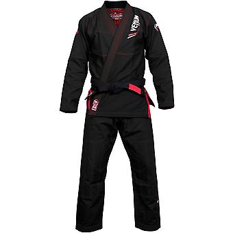 Venum Mens Elite Light BJJ GI-musta