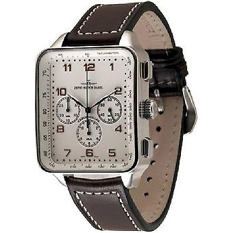 Zeno-horloge mens watch SQ retro chronograaf 2020 159TH3-f2