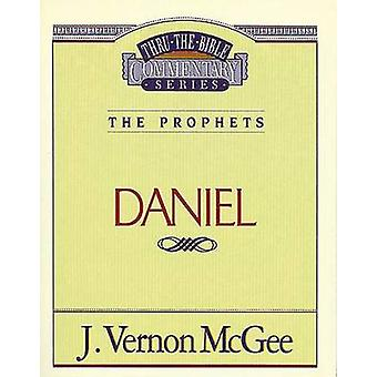 Daniel by J Vernon McGee - Thomas Nelson Publishers - 9780785205395 B