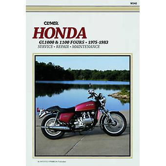 Honda GL1000cc Gold Wing - 1975-83 (2nd Revised edition) by Eric Jorg