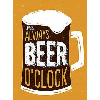 It es Always Beer O ' Clock-9781786850089