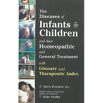 Diseases of Infant and Children by E.Harris Ruddock - 9788170213130 B