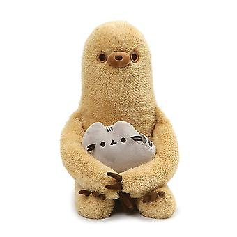 Pusheen Plush with Sloth