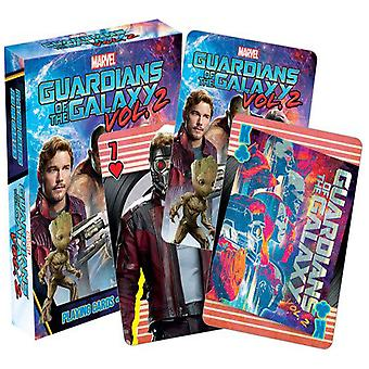 Guardians of the Galaxy Vol 2 Movie Playing Cards