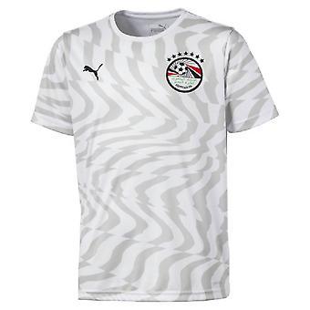 2019-2020 Egypte weg Puma voetbal shirt