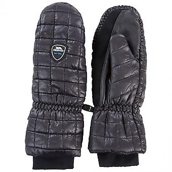 Trespass Womens Pikido Lightly Padded Winter Warm Mitts