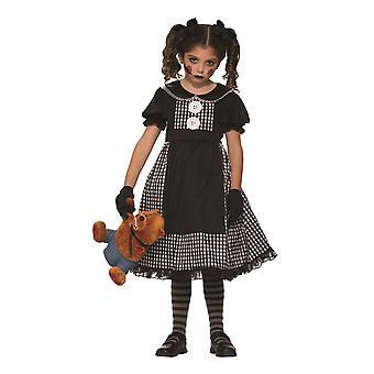 Muñeca de trapo oscuro (M)