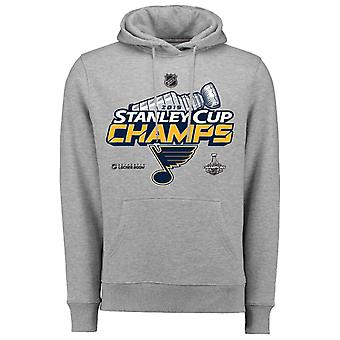 NHL St. Louis Blues Hoody - Stanley Cup 2019 Locker Room