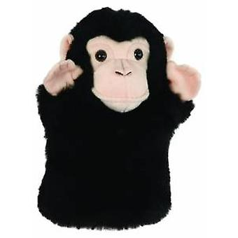 Hand Puppet - CarPets Glove - Chimp Soft Doll Plush PC008007