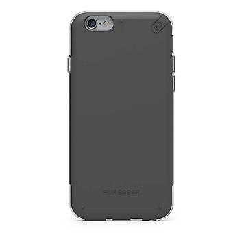 PureGear DualTek PRO Case voor Apple iPhone 6/6s-zwart/Clear