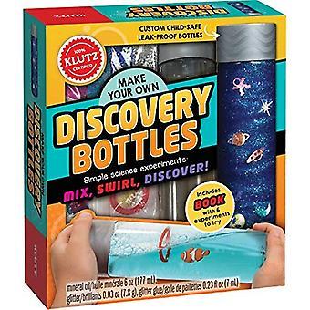 Maak uw eigen Discovery Bottles (klutz)