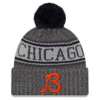 New era NFL sideline graphite hats - Chicago Bears