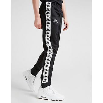 New Kappa Boys' Rastoria Cuff Track Pants Black