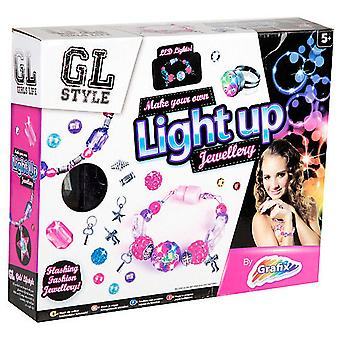 Grafix GL Style Create your own Light up Jewellery